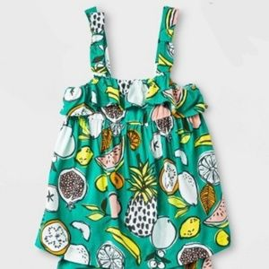 Cat & Jack fun fruit top